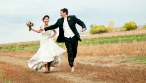 Creators of the Mindful Running Training Program Get Hitched