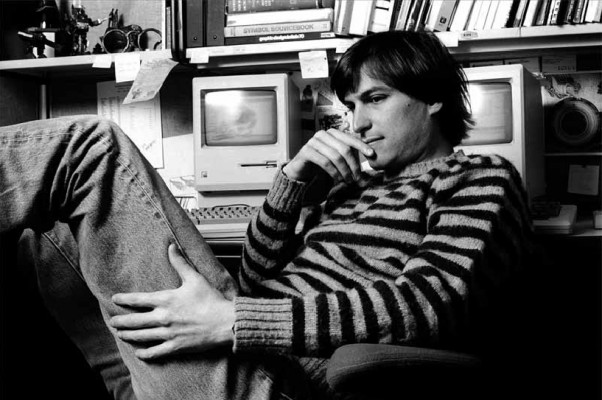 Steve Jobs was well versed in mindful meditation even in his early years straight out of college. Photo Credit: Photo Giddy via flickr